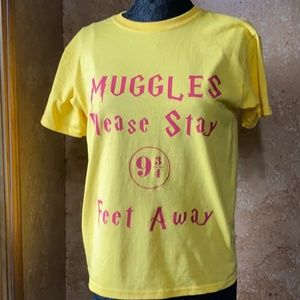 Tops - Harry Potter Tee - Covid edition